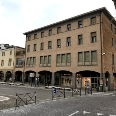TermoregolazioneSinertec Ristrutturazione energetica Condominio Piazza Maggiore Padova Verona Vicenza Treviso Bologna Rovigo Mestre